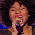 """Shaby dans """"The Voice 6"""" le 6 mai 2017 sur TF1."""