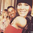 Pink, Carey Hart et leurs enfants Willow et Jameson. Photo publiée le 19 mars 2017.
