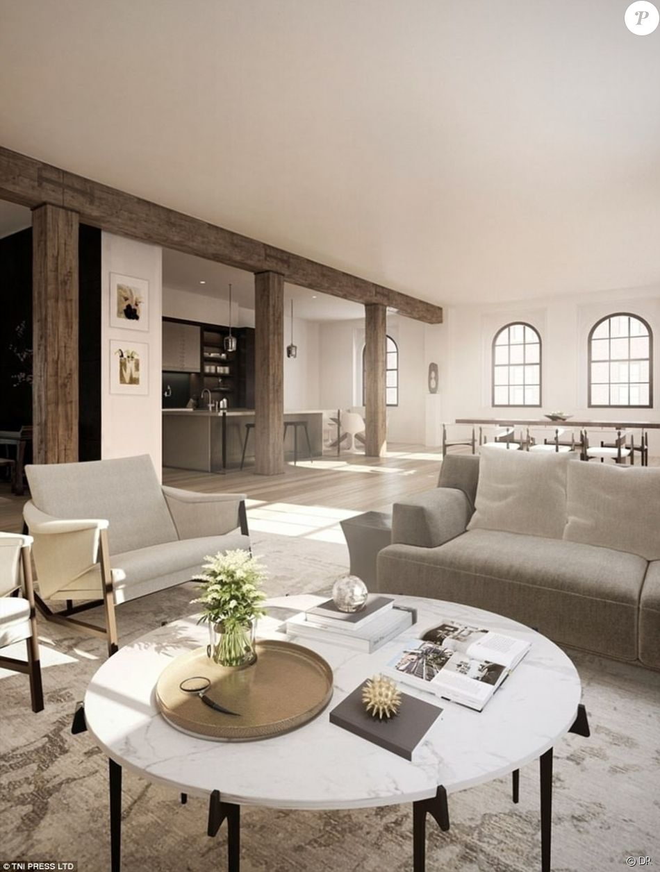 Le nouvel appartement d 39 harry styles situ au 443 greenwich street new - Achat appartement new york ...
