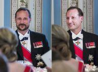 Prince Haakon : Transformé sans sa barbe, qu'il rase en plein dîner de gala !