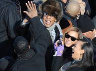 Pour Obama, Beyoncé et Jay-Z ont affronté le froid tandis qu'Anne Hathaway et Sting ont mangé... au chaud !