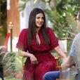 "Priyanka Chopra en interview pour la promotion du film ""Baywatch - Alerte à Malibu"" à Miami, le 13 mai 2017. © CPA/Bestimage"