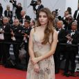 "Thylane Blondeau - Bijoux Messika -Montée des marches du film ""Nelyubov"" (Loveless) lors du 70ème Festival International du Film de Cannes. Le 18 mai 2017. © Borde-Jacovides-Moreau/Bestimage"
