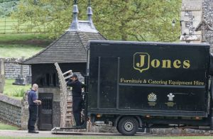 Mariage de Pippa Middleton : Dernière répétition avec James et la famille