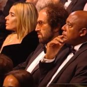 Cannes 2017 : Thomas Bangalter (Daft Punk) non casqué, au côté d'Élodie Bouchez