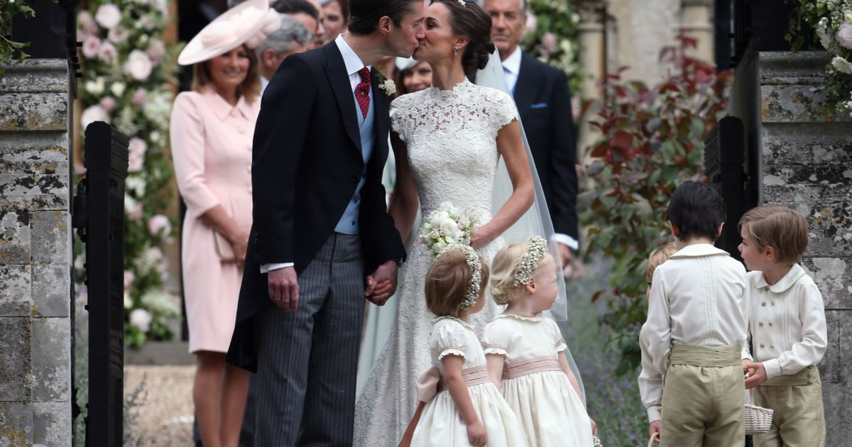 mariage de pippa middleton qui est son mari james matthews purepeople. Black Bedroom Furniture Sets. Home Design Ideas