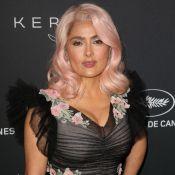 Salma Hayek, 50 ans, change radicalement de look capillaire et passe au rose
