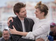 Cannes 2017 : Céline Sallette, survoltée, embrasse à pleine bouche son amoureux