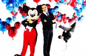 Nikos vous présente son nouveau pote... Mickey !