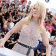 """Nicole Kidman (robe Alexander McQueen) au photocall du film """"Les Proies"""" lors du 70ème Festival International du Film de Cannes, France, le 24 mai 2017. © Borde-Jacovides-Moreau/Bestimage"""