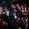 """- Showcase du groupe """"IAM"""" à la Villa Schweppes lors du 70ème Festival International du Film de Cannes Le 24 mai 2017.24/05/2017 - Cannes"""