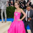 Lily-Rose Depp - Met Gala 2017 à New York, le 1er mai 2017 © Christopher Smith/AdMedia via Zuma/Bestimage