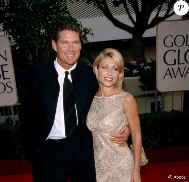 David Hasselhoff et son ex-femme, Pamela Bach