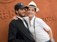 Cristina Cordula fusionnelle avec son fils, FX Demaison amoureux à Roland-Garros