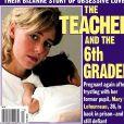 Mary Kay Letourneau en couverture de People en 1998