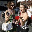 AnnaLynne McCord de Beverly Hills 90210 lors d'un événement de charité pour les enfants défavorisés à Hollywood