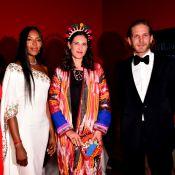 Andrea et Tatiana Casiraghi : Le couple monégasque brille avec Naomi Campbell