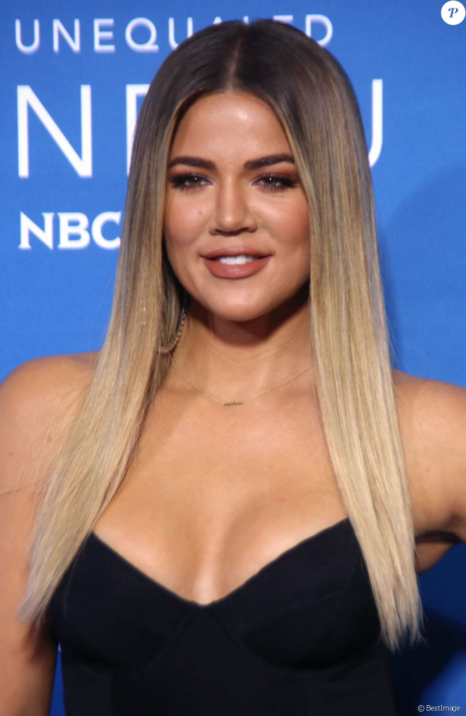 Khloé Kardashian à la soirée NBC Universal 2017 à New York City, New York,
