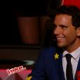 """Audrey dans """"The Voice 6"""" le 3 juin 2017 sur TF1."""