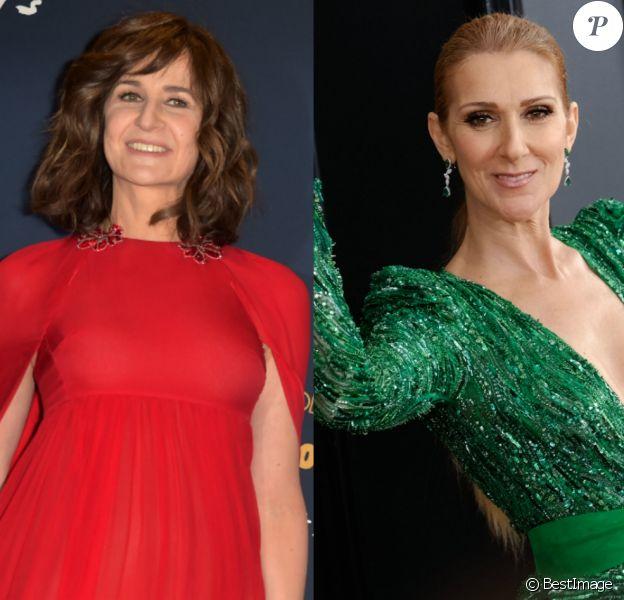 Valérie Lemercier veut réaliser un biopic sur Céline Dion