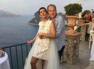 Cristina Cordula mariée : Sa robe haute couture fait l'unanimité !