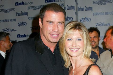 John Travolta face au cancer d'Olivia Newton-John : Des mots touchants