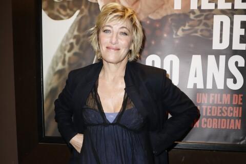 Valeria Bruni-Tedeschi soutenue par sa mère Marisa pour une projection émouvante