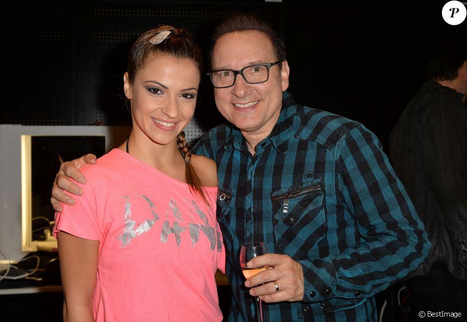 Denitsa ikonomova et jean marc g n reux backstage du for Salon du divorce