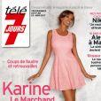 """Magazine """"Télé 7 Jours"""" en kiosques le 12 juin 2017."""