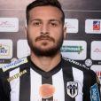 L'équipe d'Angers rend hommage à Jonas Pessalli, décédé dans un accident de voiture dans la nuit du 11 au 12 juin 2017.