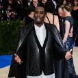 "Sean John Combs, connu sous les noms de Puff Daddy, Puffy, Diddy, et P. Diddy - Les célébrités à la soirée MET 2017 Costume Institute Gala sur le thème de ""Rei Kawakubo/Comme des Garçons: Art Of The In-Between"" à New York au Club Standard, le 1er mai 2017"
