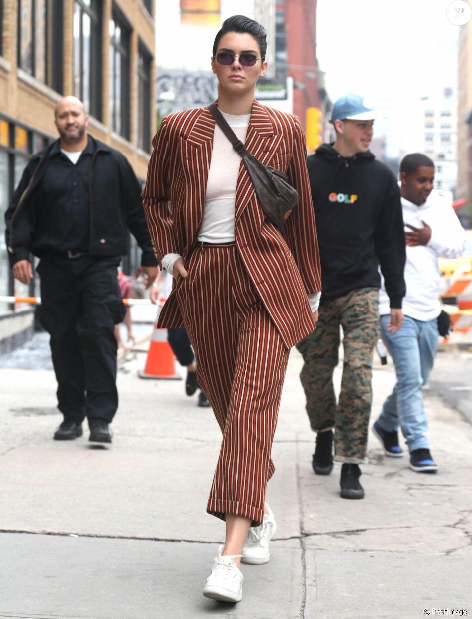 Kendall Jenner à New York, le 5 juin 2017.
