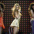 Les Destiny's Child en concert en 2005