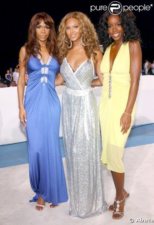 Les Destiny's Child en 2005
