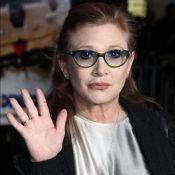 Mort de Carrie Fisher : Des drogues et une maladie peu connue en cause