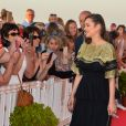 Marion Cotillard - Arrivées à la cérémonie de clôture du 31e Festival du Film de Cabourg, Journées Romantiques le 17 juin 2017. © Coadic Guirec / Bestimage
