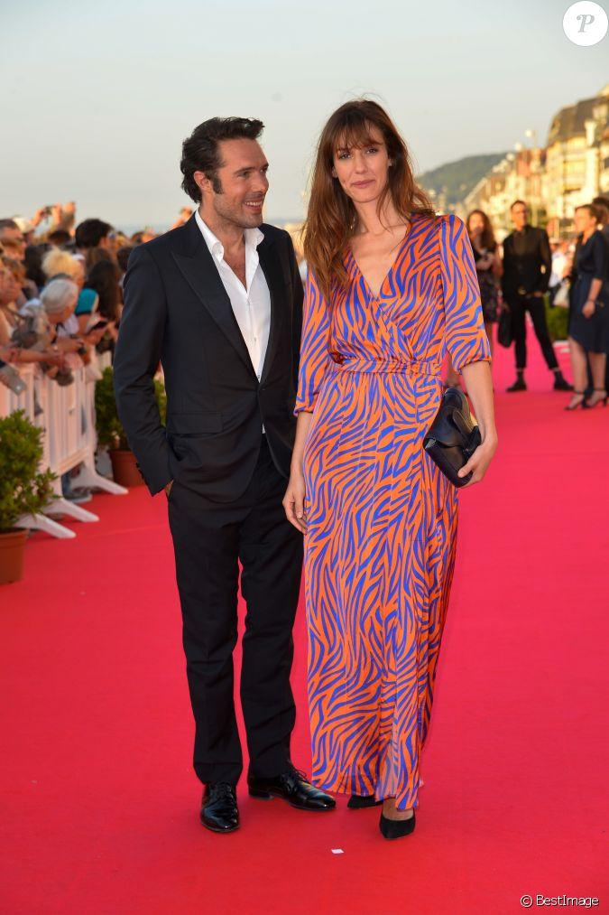 Nicolas bedos et sa compagne doria tillier arriv es la c r monie de cl ture du 31e festival - Sophie jovillard et sa compagne ...