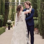 Antoine Griezmann marié à Erika Choperena : Nouvelle photo des jeunes époux