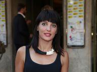 Erika Moulet : Heureuse et amoureuse de son homme, elle lui fait une déclaration