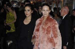Quand Vanessa Paradis et sa petite soeur Alysson rivalisent de beauté avec Mélanie Laurent, Vahina Giocante et Cécile Cassel...