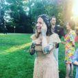 L'heureuse mariée, Domino Kirke, le 25 juin 2017