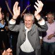 Exclusif - Claude Lelouch et Christophe Lambert - B. Patou fête ses 40ans à l'hôtel particulier Salomon de Rothschild à Paris, France, le 22 juin 2017. © Rachid Bellak/Bestimage