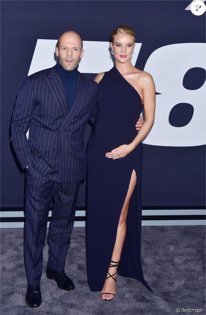 Jason Statham et sa femme Rosie Huntington-Whiteley ... Rosie Huntington Whiteley