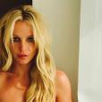 Britney Spears en tournée en Asie - Photo publiée sur Instagram au mois de juin 2017