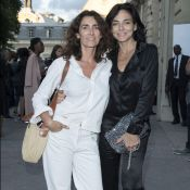 Mademoiselle Agnès et Axelle Laffont découvrent une mode futuriste