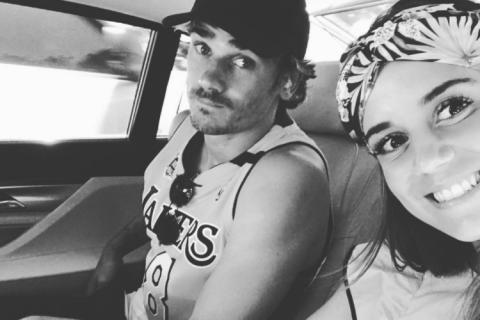 Antoine Griezmann et Erika, mariés : Subjugués en lune de miel en Jamaïque