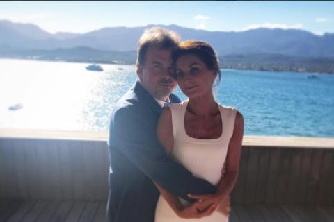 Pierre Hermé marié en Corse : Le chef pâtissier a épousé sa belle Valérie !