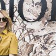 """Céline Dion lors du photocall du défilé de mode Haute-Couture automne-hiver 2017/2018 """"Christian Dior"""" à l'Hôtel des Invalides à Paris, le 3 juillet 2017 © Olivier Borde/Bestimage"""