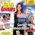 Magazine Télé Loisirs, en kiosques le 3 juillet 2017.