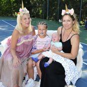 Tori Spelling : Avec Jennie Garth, elle fête dignement les 9 ans de Stella